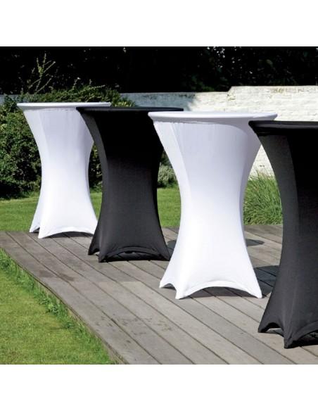 Tops pour table haute mange-debout ø80cm
