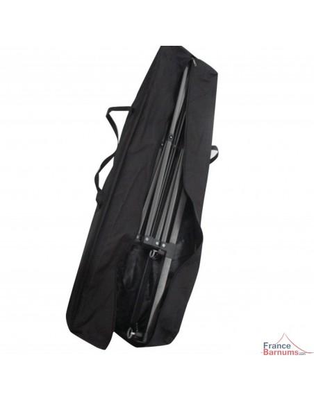 Le sac de transport est offert avec notre abri pliant à petit prix de la gamme Acier Loisirs