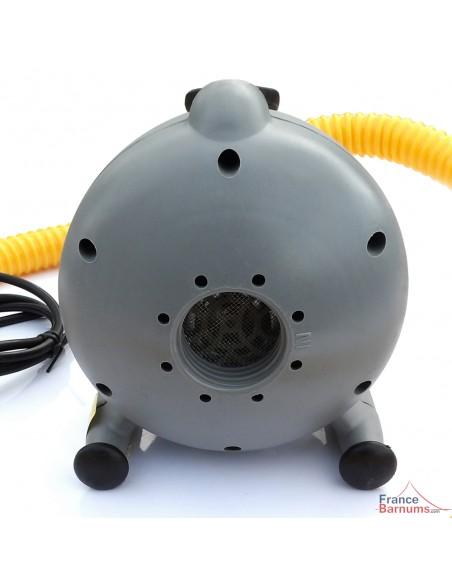 Compresseur électrique avec 2 modes de fonctionnement : soufflerie et aspiration