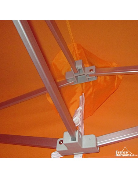 Barnum pliant 3mx6m ORANGE
