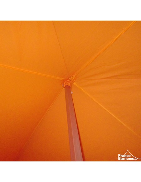 Barnum pliant orange