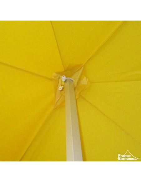 Barnum pliant jaune