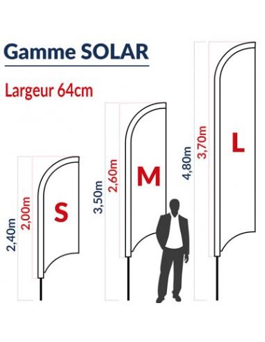 Taille d'Oriflamme SOLAR
